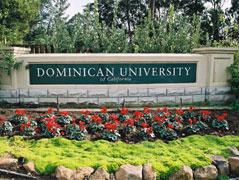 ドミニカン大学カリフォルニア dominican university of california